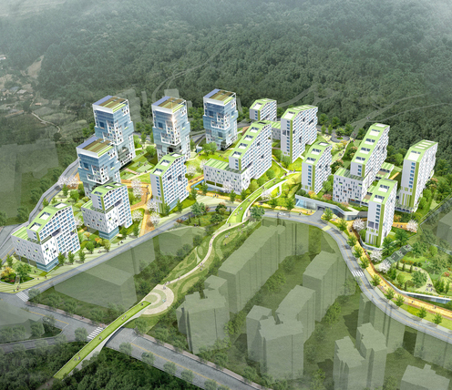Bulkwang-dong<br>Housing Redevelopment<br>Maintenance Zone