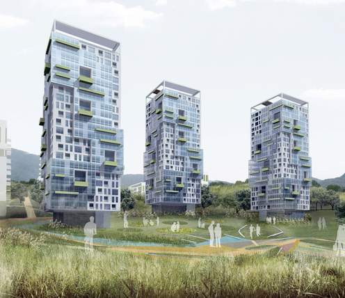 Bangbae-dong<br>Housing Redevelopment<br>Maintenance Zone