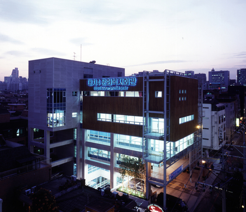 Daechi 4-dong Mixed-Use<br>Public Administration Complex